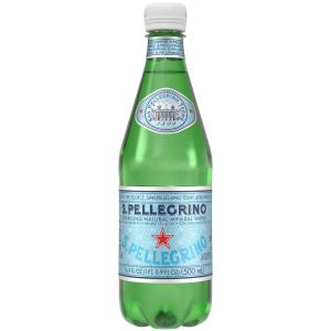San Pellegrino Sparkling Water (750 ml)