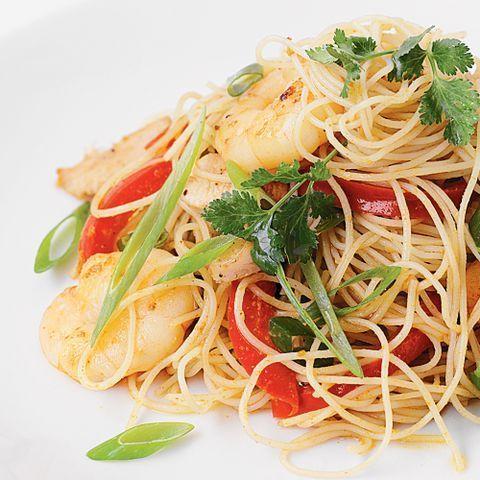 Singapore Noodle Vegan