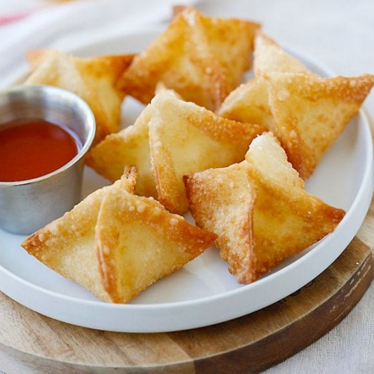 Crab Rangoon (8 pcs)