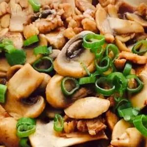 J9. Chicken with Mushrooms