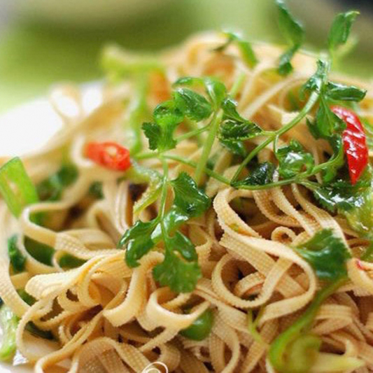 Spicy Tofu Noodle