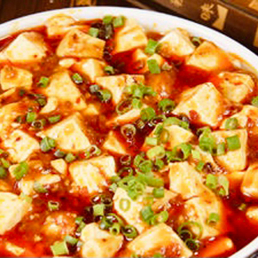 V2. Szechuan Tofu