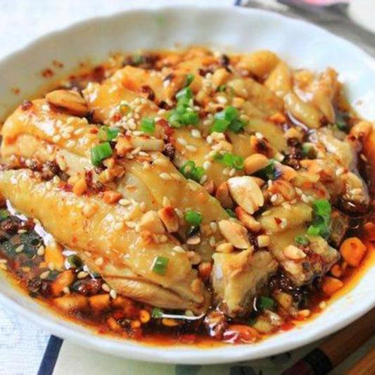 Spicy Braised Chicken Leg