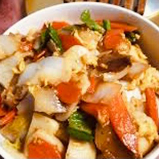 V1. Fried Mix Vegetable