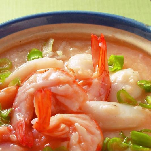 Shrimp Stone Bowl