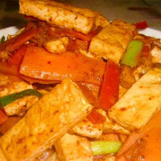 V3. Mix Vegetable with Tofu