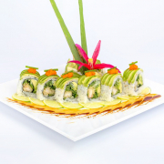 D5. Green Dragon Roll (8 pcs)