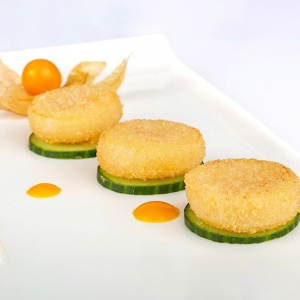 A10. Deep-Fried Scallop (8 pcs)