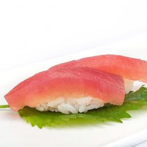 B1. Tuna Sushi (2 pcs)