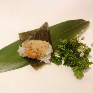 H1. Calamari Hand Roll (1 pc)