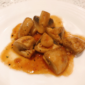 C14. Pan Fried Mushroom