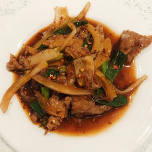 C9. Mongolian Beef