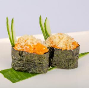 B12. Spicy Tuna Sushi (2 pcs)