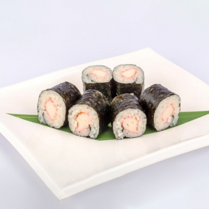 R17. Crab Meat Roll (6 pcs)