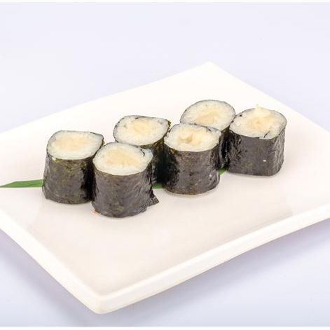 R16. White Tuna Roll (6 pcs)
