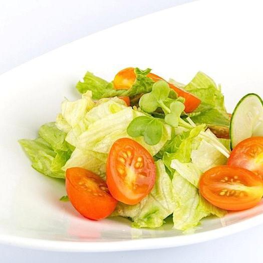 S4. Green Salad