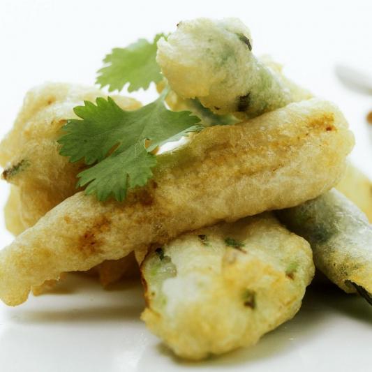 T7. Zucchini Tempura (8 pcs)