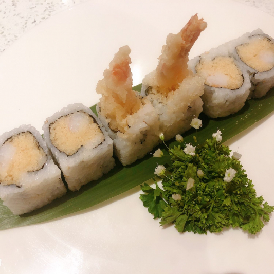 R11. Shrimp Tempura Roll (6 pcs)