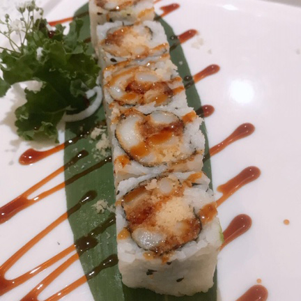 R1. Calamari Roll (6 pcs)