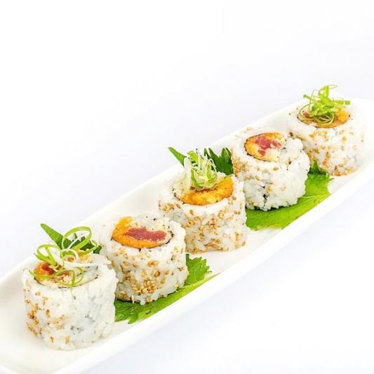 R7. Spicy Red Tuna Roll (6 pcs)
