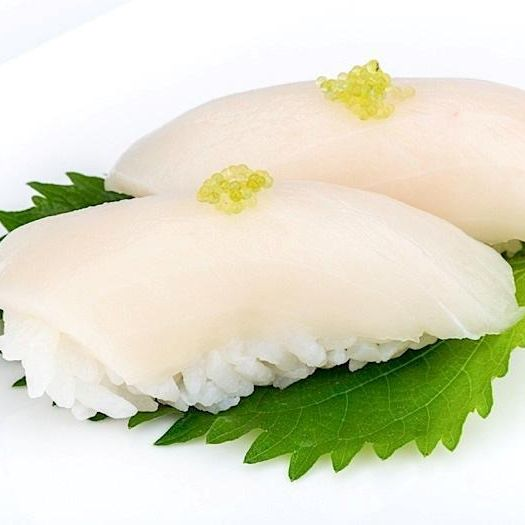 B5. White Tuna Sushi (2 pcs)