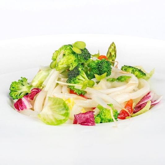 C8. Stir Fried Mixed Vegetables