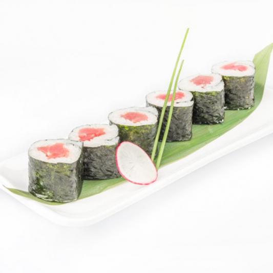 R18. Red Tuna Roll (6 pcs)