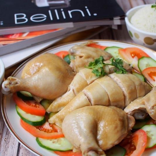 34. Hai-Nam Style Chicken