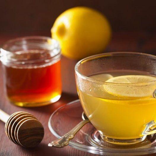 180. Lemon Honey Drink