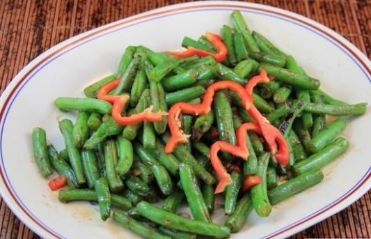 133. 幹煸四季豆 Spicy Szechuan Dry Green Beans
