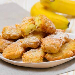 Deep-Fried Banana