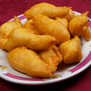 16. Deep-Fried Shrimp (12 pcs)