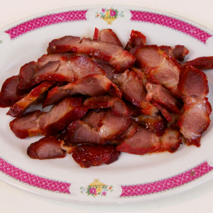 53. BBQ Pork Slices