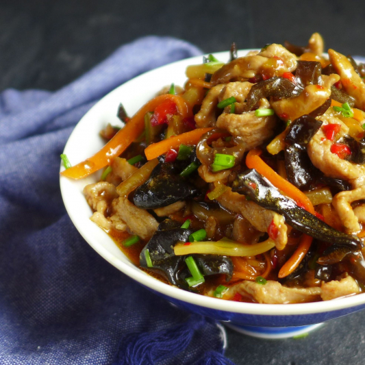 Spicy Pork Dishes