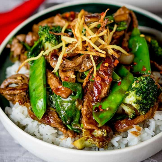Spicy Beef Dishes