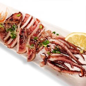 23. BBQ Squid - Ika Sugata Yaki