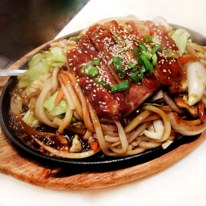 Japanese-Style Noodles