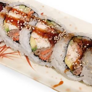 Sushi Rolls or Cones