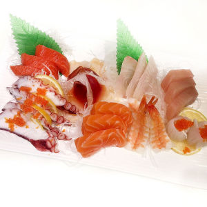 132. Deluxe Sashimi (22 pcs)