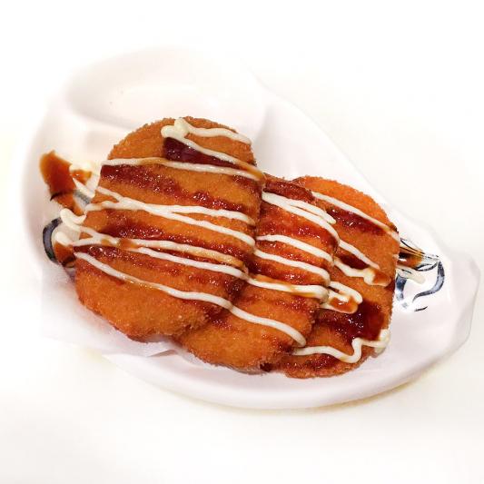 13. Potato Croquette