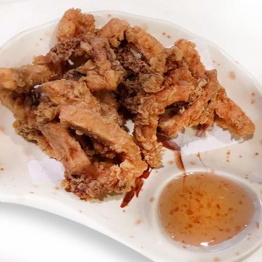 17. Deep Fried Squid - Ika Karaage