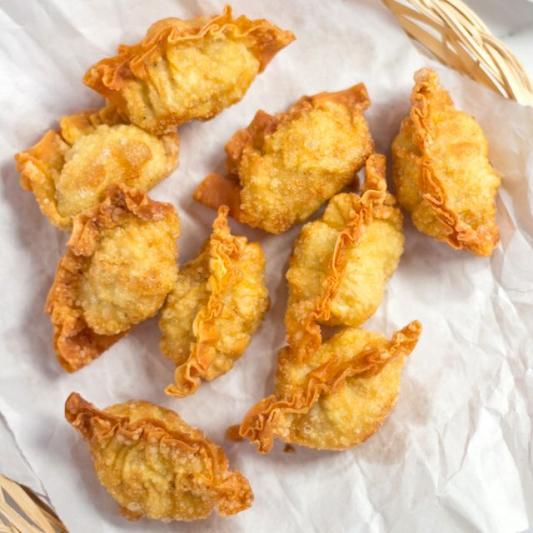 26. Deep Fried Shrimp Dumpling (D)