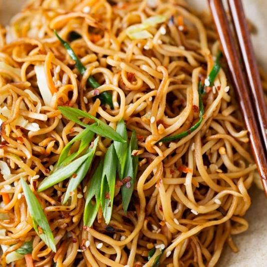 27. Pan Fried Noodles (L)
