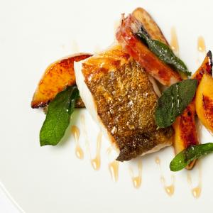 27. Cod Meat & Seasonal Vegetables