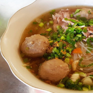 144. Fish Ball Noodle in Soup