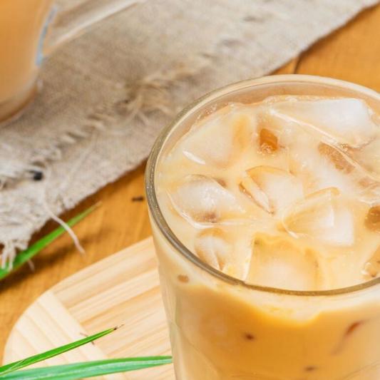 249. Hong Kong style Tea with Cream