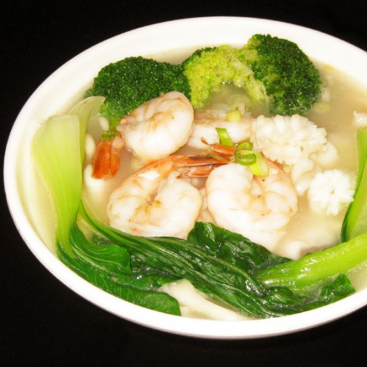 12. Seafood Combination Soup