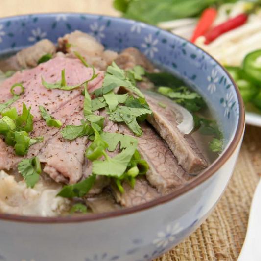 218. Assorted Beef Brisket Mixed Noodle