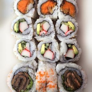 California Sashimi Combo
