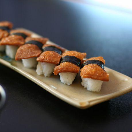 Veggie Sushi Combo